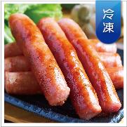 鮪魚香腸 (原味) 300g【冷凍】